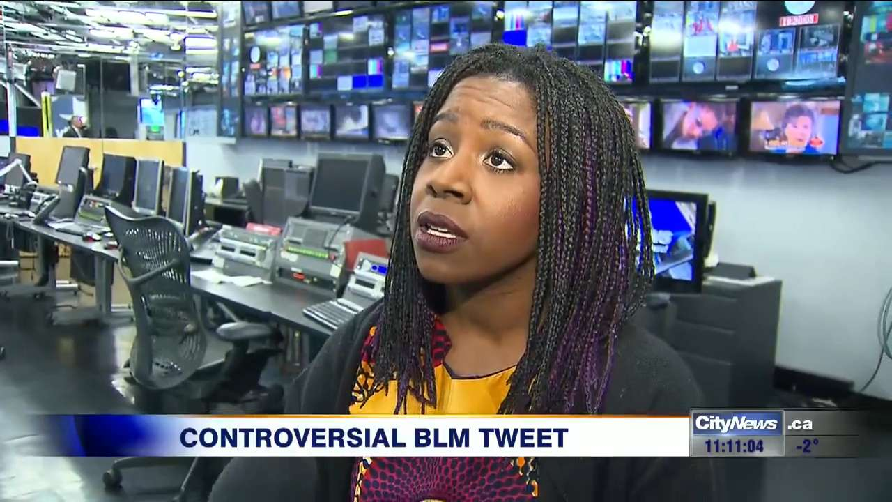 """Black Lives Matter co-founder tweets about killing """"men and white ..."""