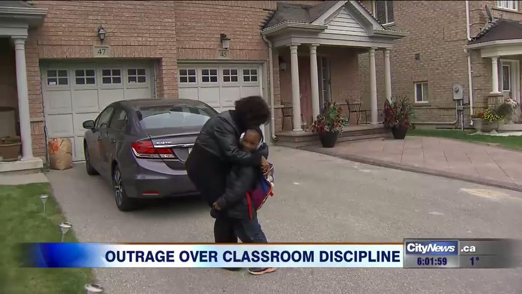 Segregation Drives Discipline >> School Discipline Controversy A Mother S Disturbing Discovery
