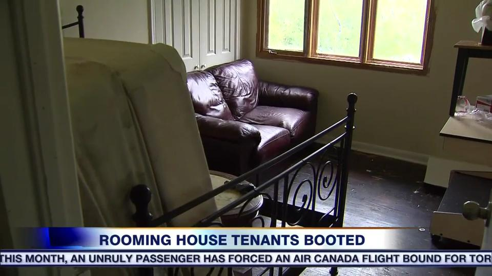 Video Tenants Booted From Illegal Rooming House In Scarborough