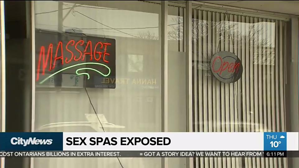 25 per cent of Toronto holistic centres offer sexual ...