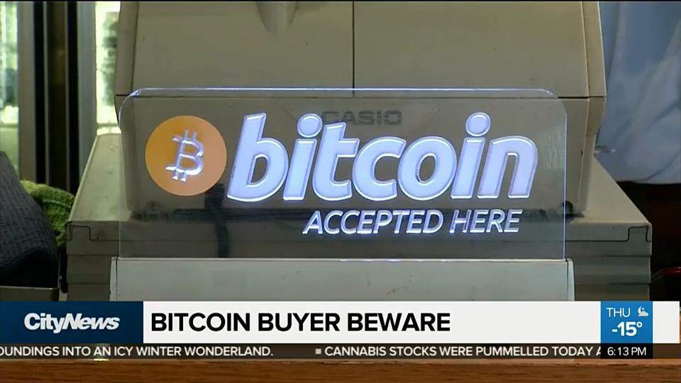 Toronto man complains of exorbitant fees to buy bitcoin ccuart Gallery