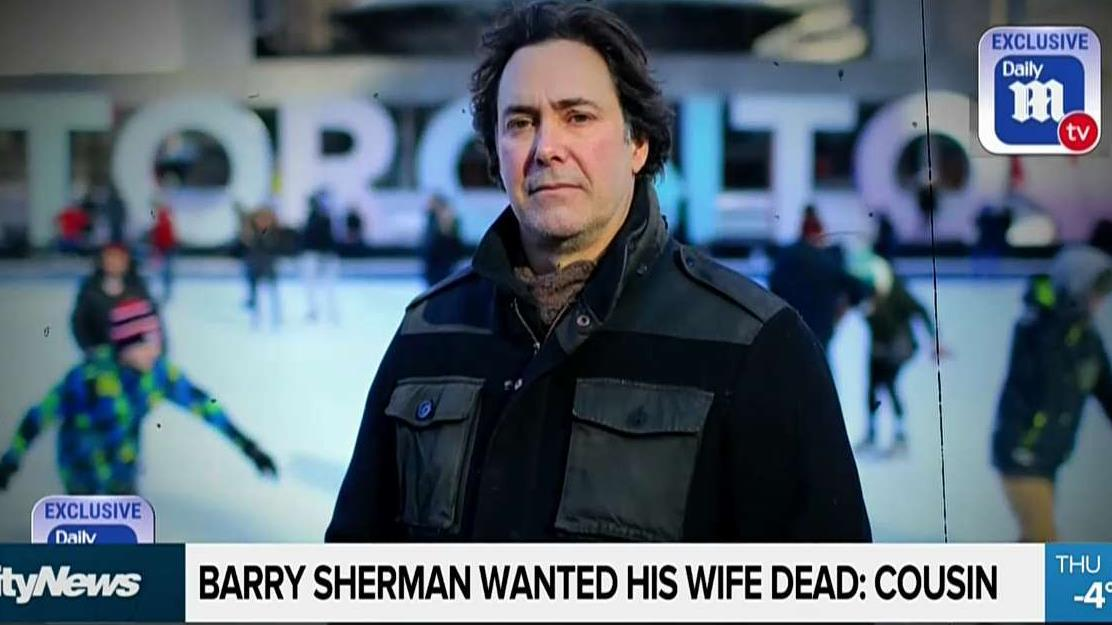 Barry Sherman's cousin's allegations