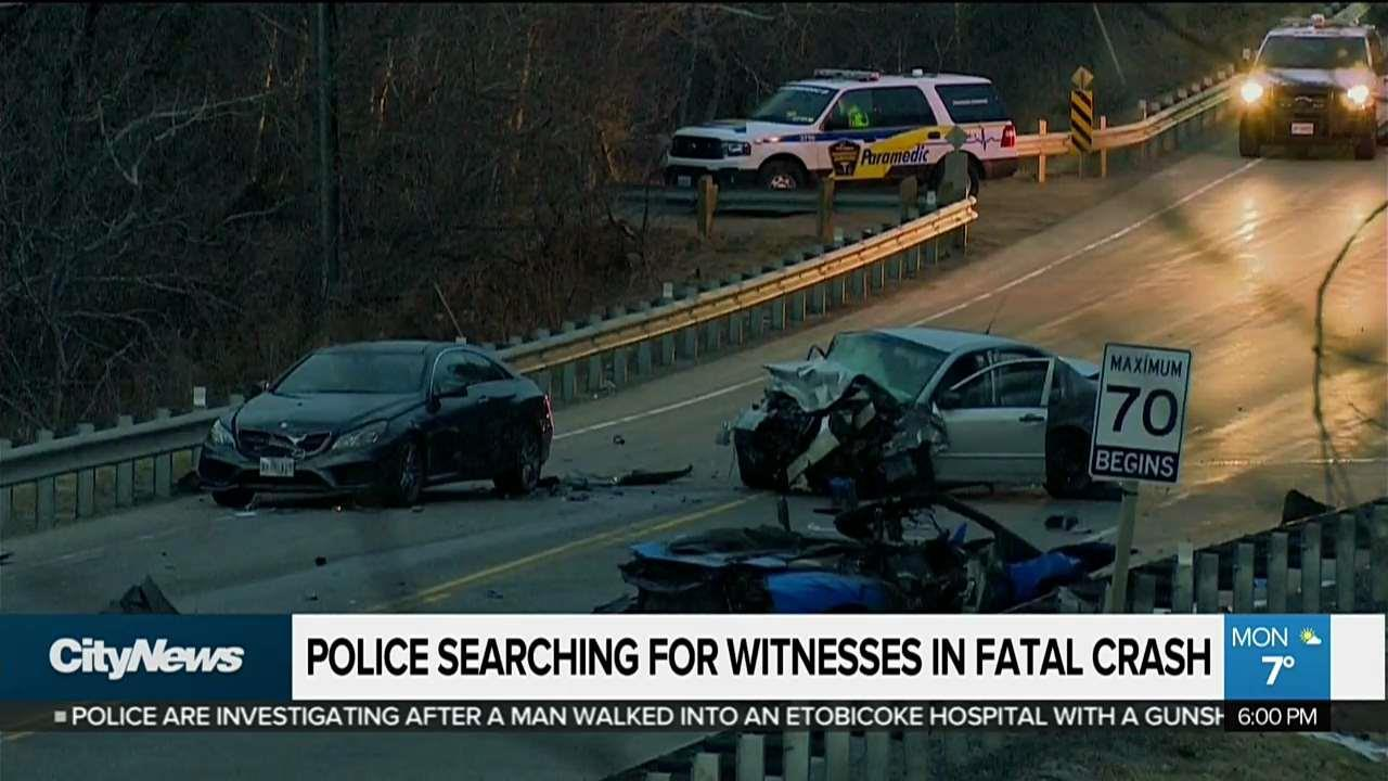 Police looking for witnesses in fatal Richmond Hill crash