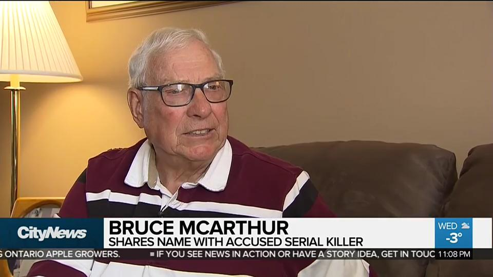 The other Bruce McArthur