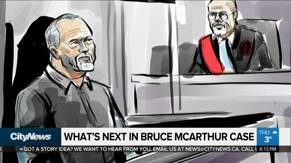 Here's what's next in the Bruce McArthur case