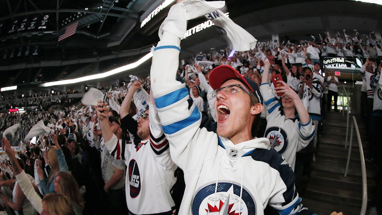 buy online 1e5d3 b9d65 Blake Wheeler on the loyalty of Winnipeg Jets fans