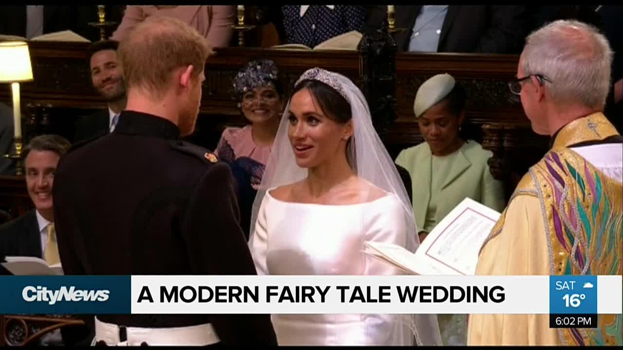 Royal Wedding Cancelled.The Royal Wedding A Modern Fairytale