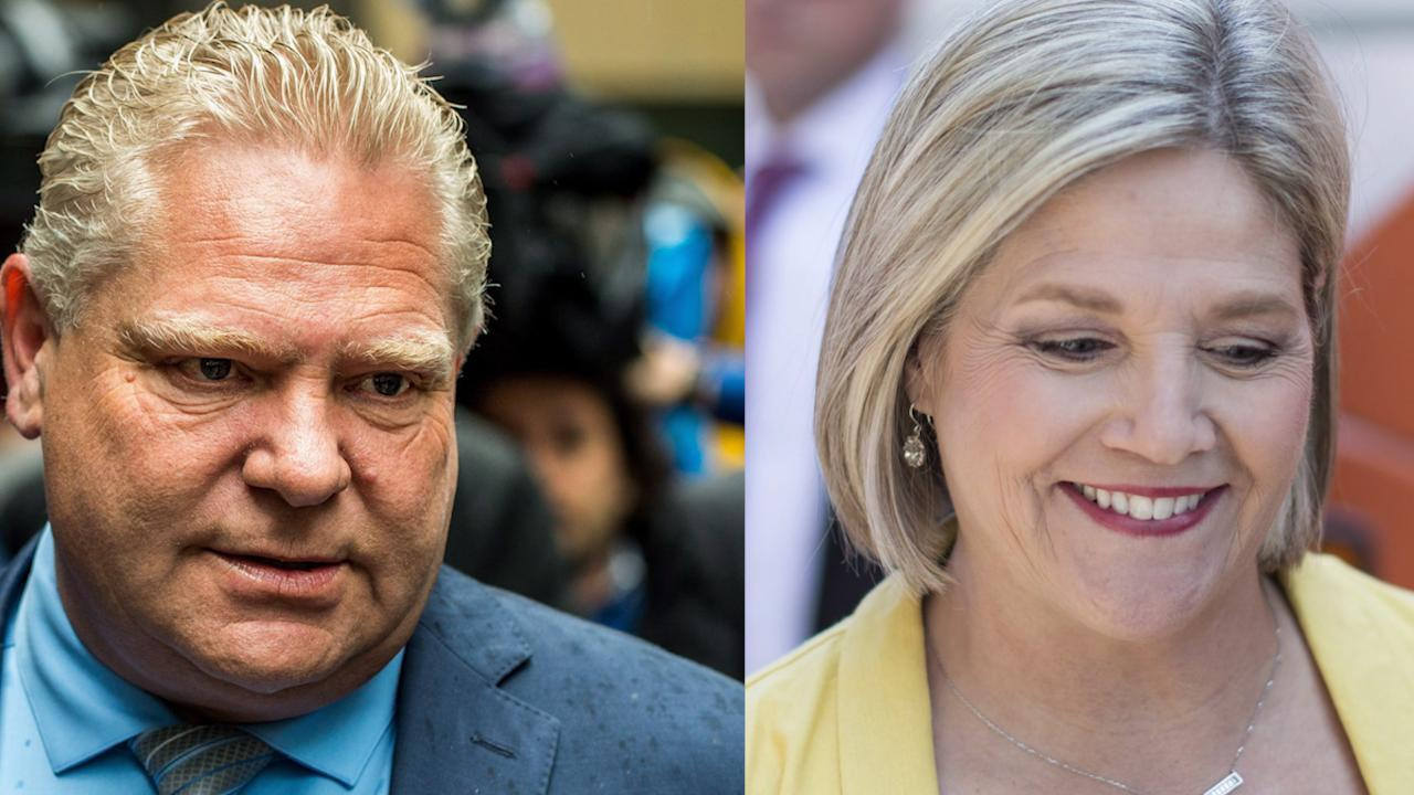 PC and NDP leaders say they will balance Ontario budget