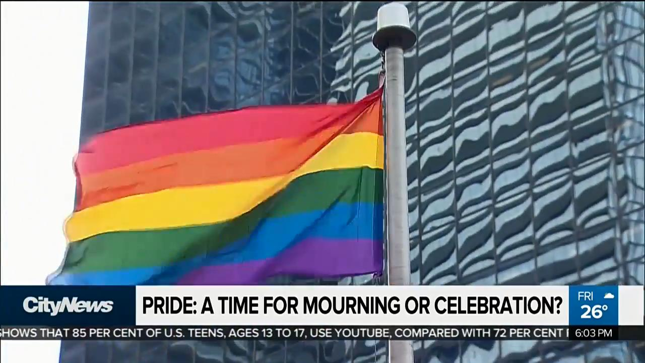 Pride month will be a mix of mourning, celebration & activism: Organizers