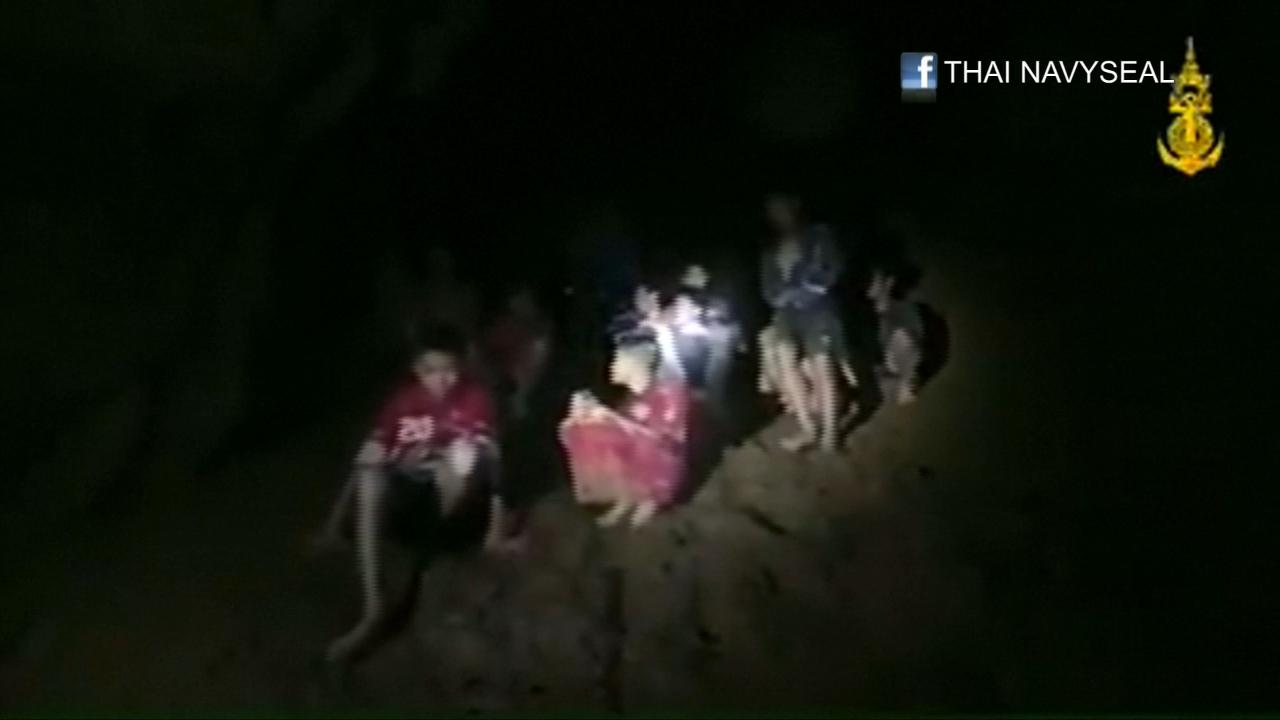 Thailand rescue operation could take months