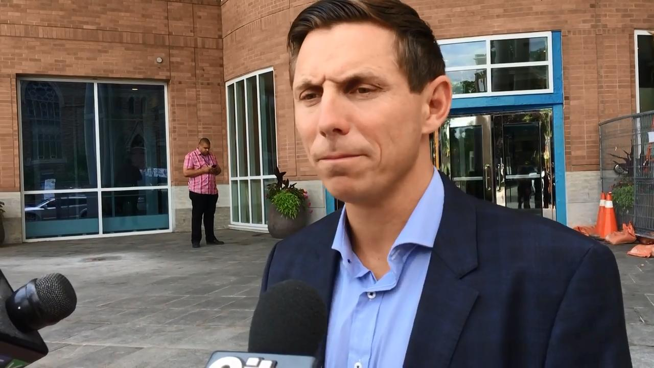 Patrick Brown asked about Ford's move to cut city council seats