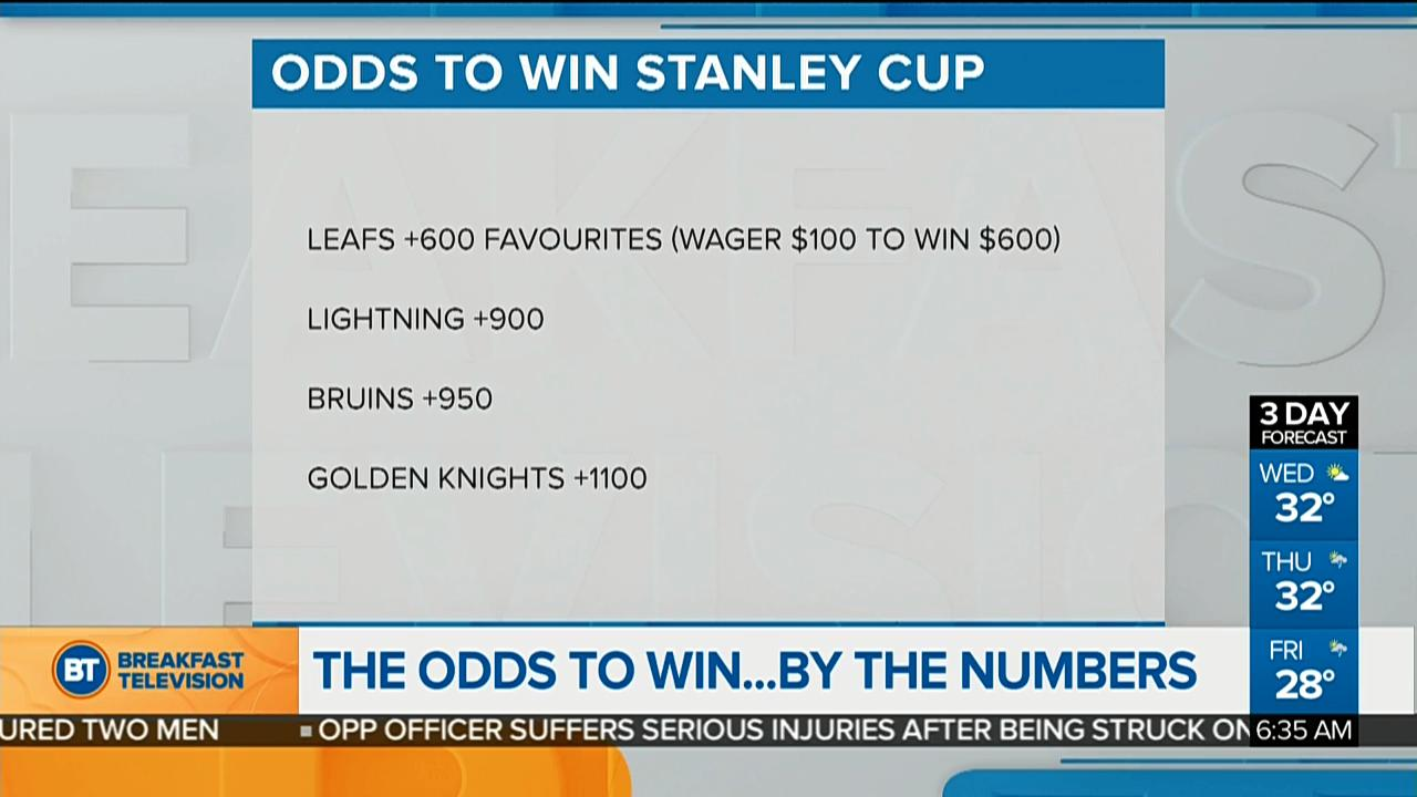 Tavares signing rockets Maple Leafs to Stanley Cup favourites - Video -  CityNews Toronto 142ea913f