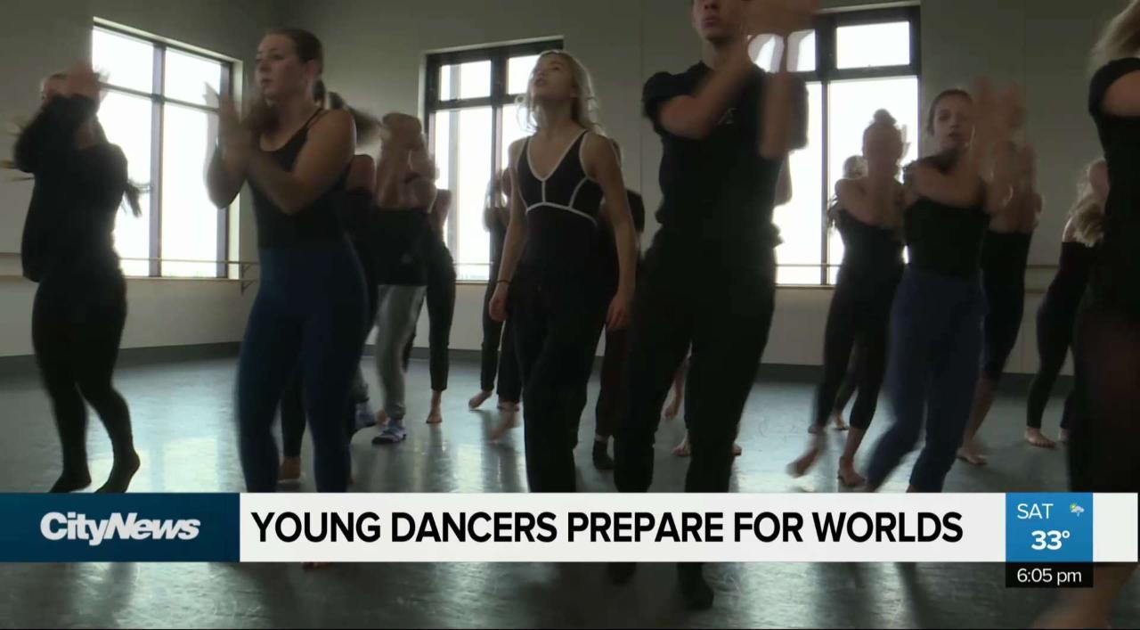 Canadian Preparing World Youth For Dance Championship gyf7vb6Y