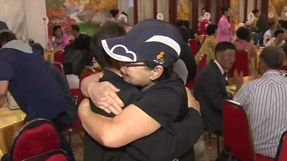 korean families separated by war briefly reunited