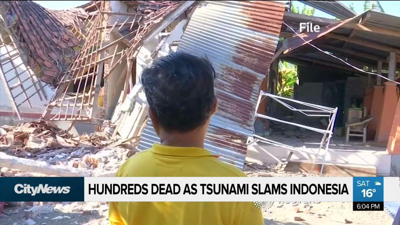 Emergency kits headed to Indonesia after earthquake, tsunami