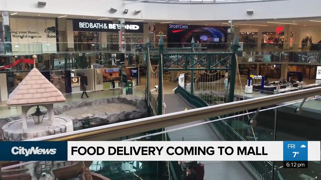food delivery service to be launched at west edmonton mall. Black Bedroom Furniture Sets. Home Design Ideas