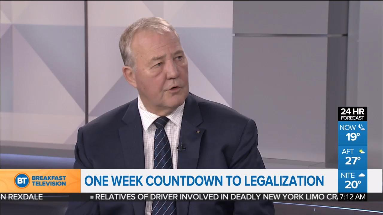 Canada is ready for the legalization of marijuana, Minister of