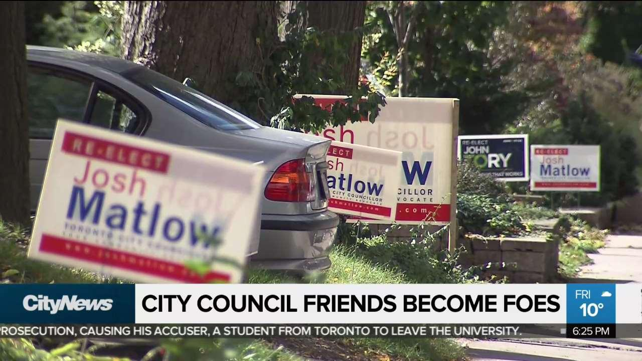 New council wards pit political friends against each other