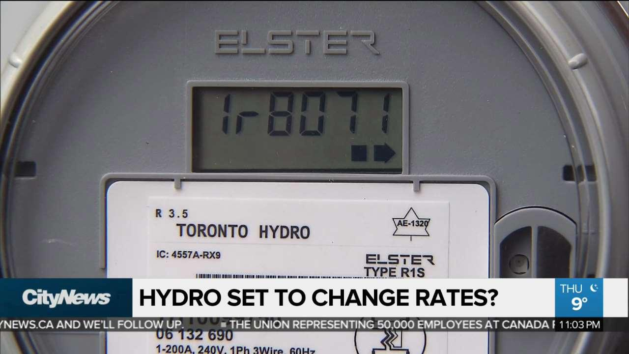 Toronto Hydro Applies For Rate Increase