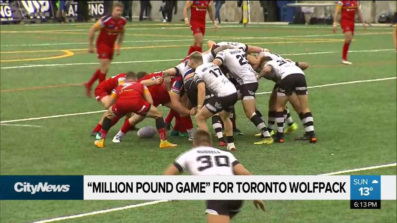 Toronto embracing the Wolfpack