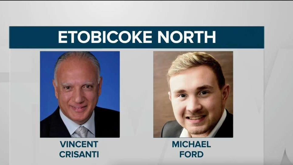 Tight Toronto council races ahead of Monday's election