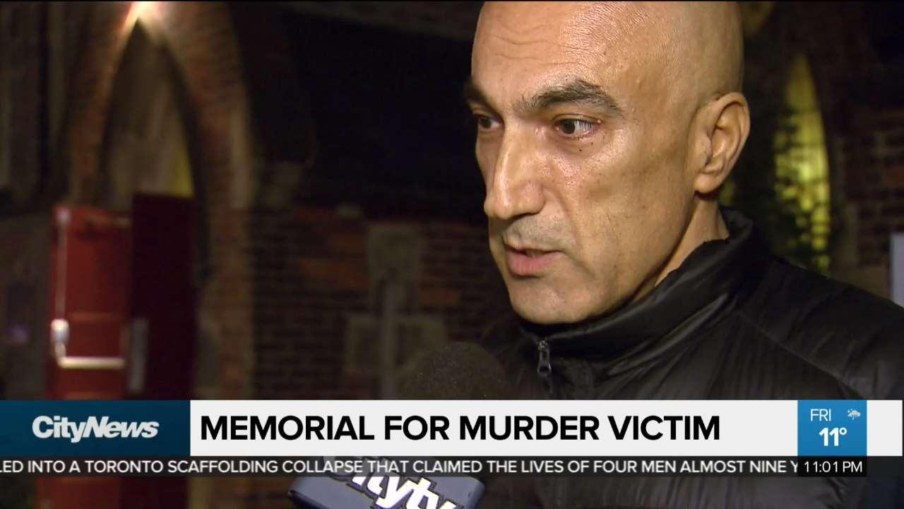 Memorial held for victim of Bruce McArthur
