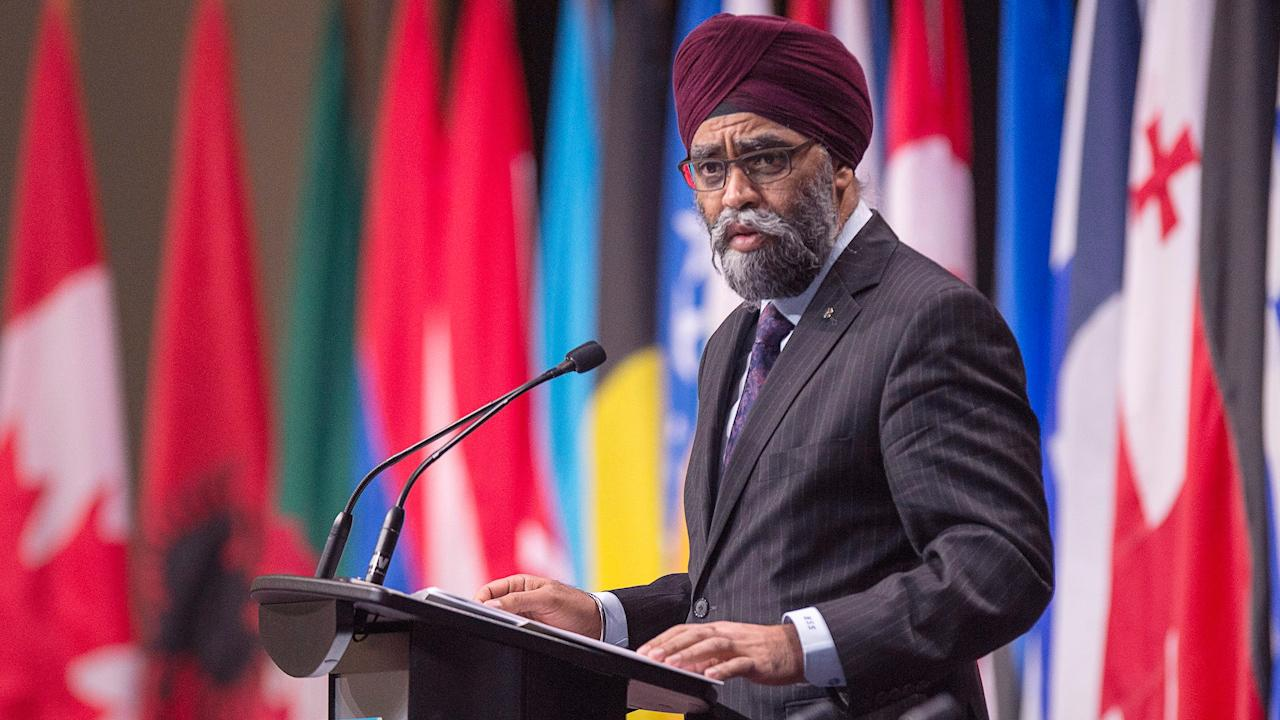 defence minister says nato is needed more now than ever before