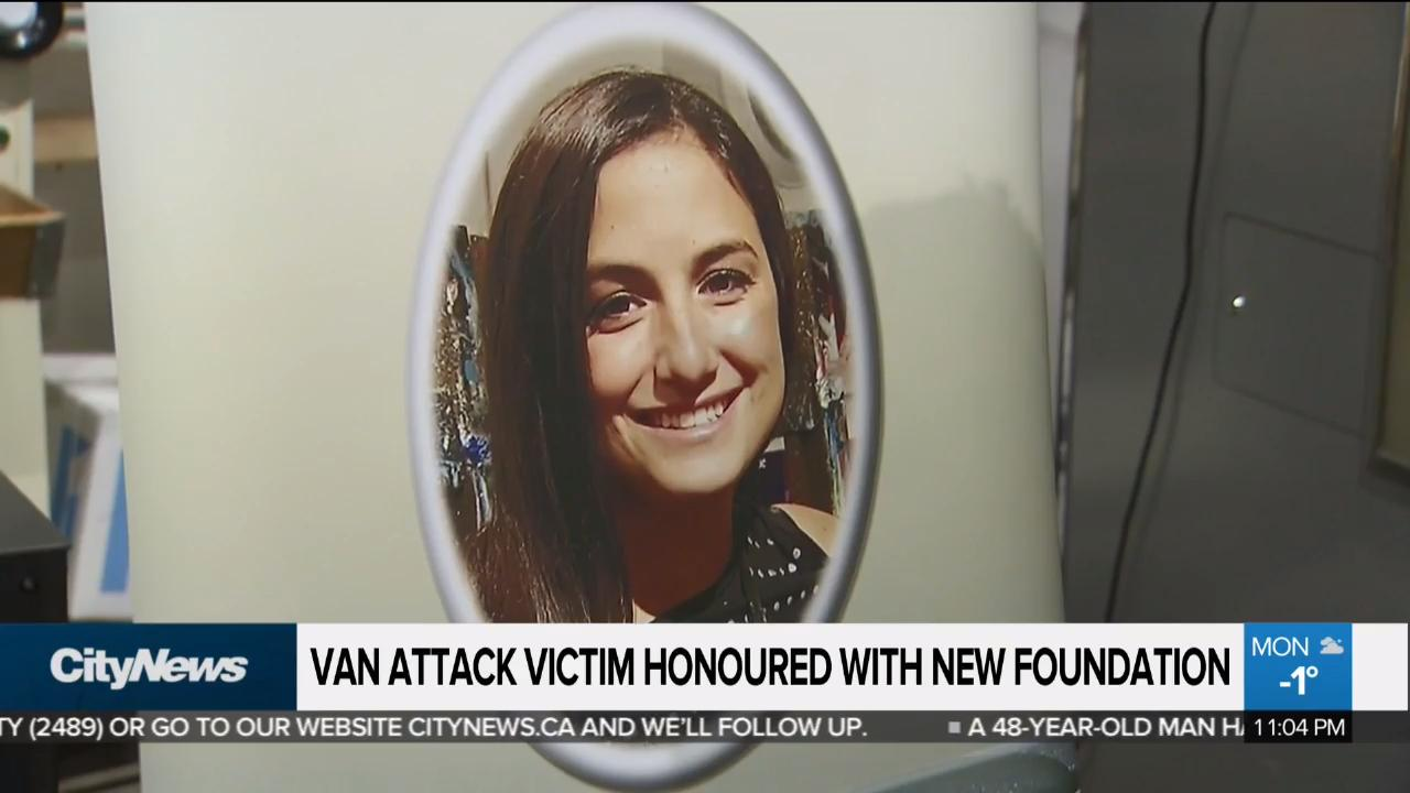 Family of Yonge St. van attack victim Anne Marie D'Amico