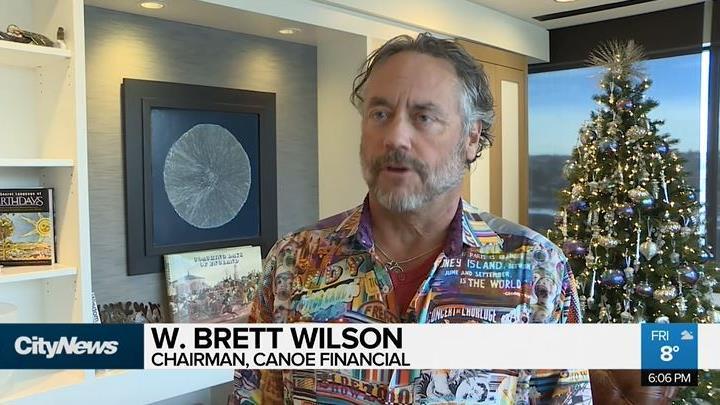 Outspoken AB entrepreneur Brett Wilson talks Trudeau, oil - NEWS 1130