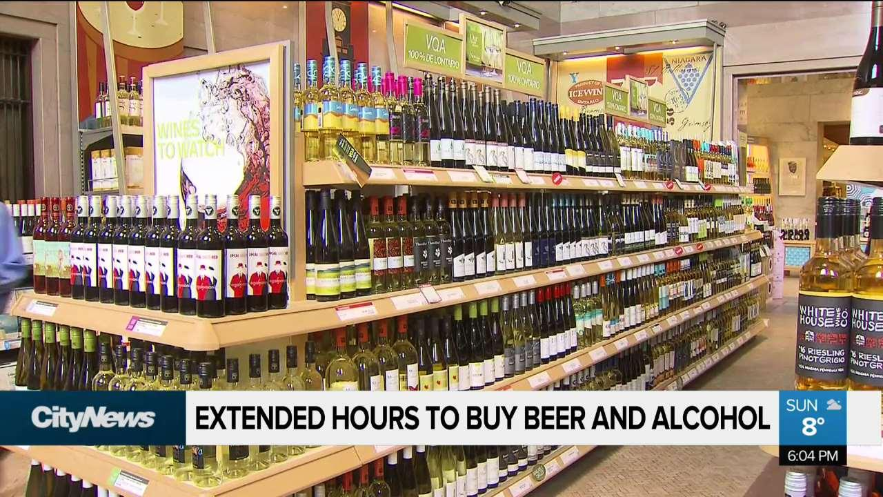 Hours Extended At Lcbo Beer Store And Alcohol Retailers