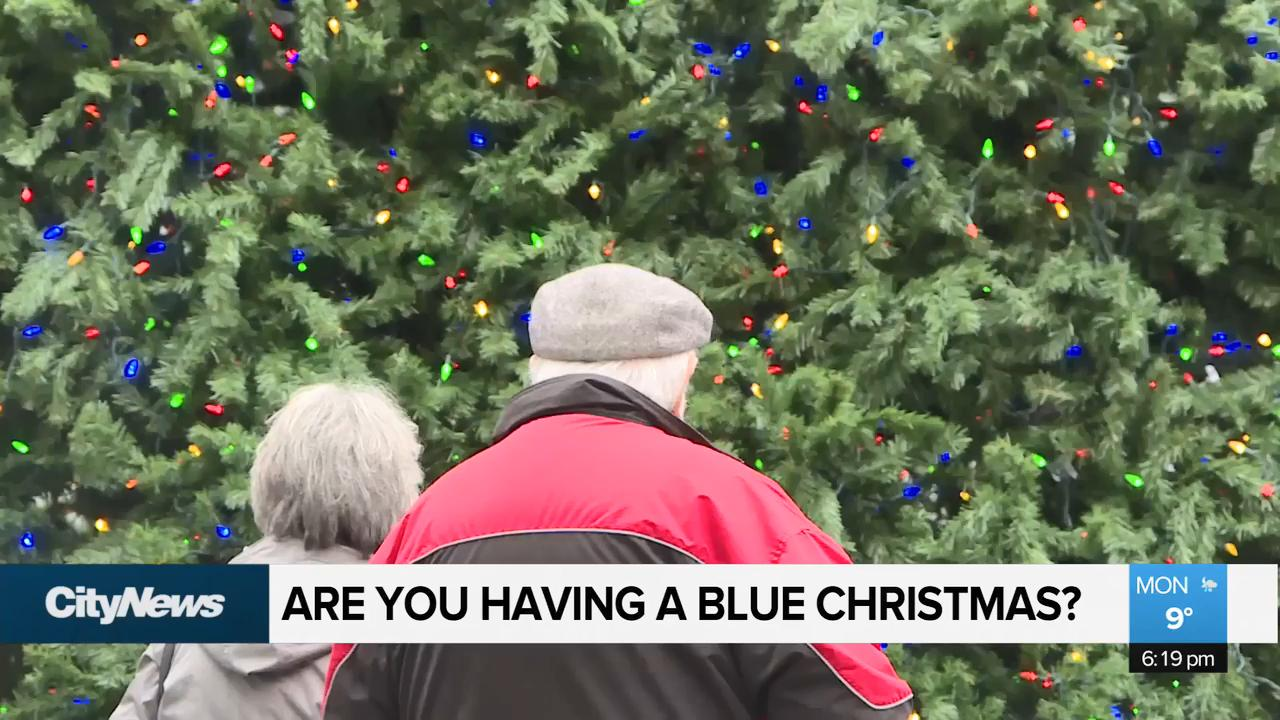 Are you having a Blue Christmas?
