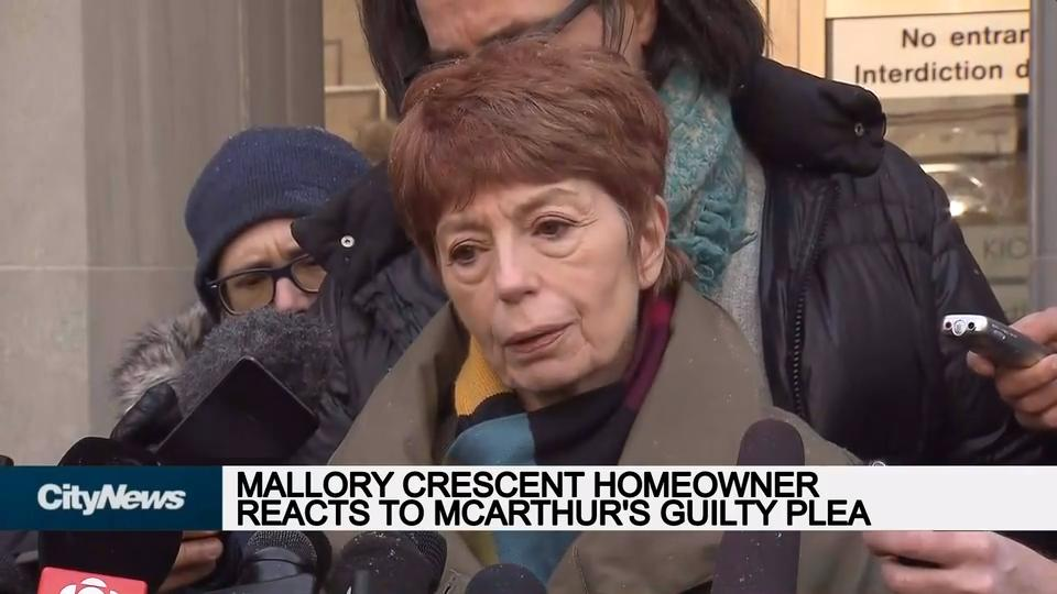 Mallory Crescent homeowner reacts to Bruce McArthur's guilty plea