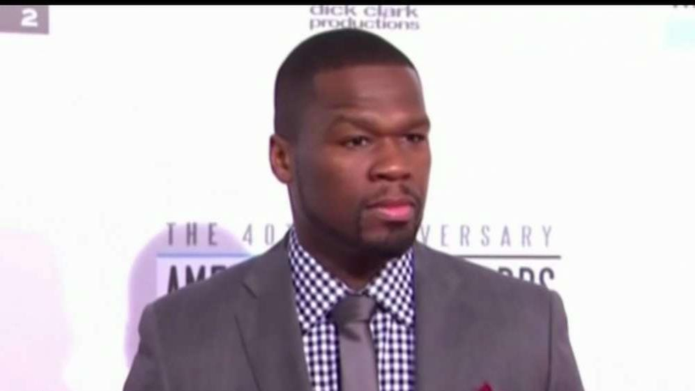 NYPD reviewing alleged threat against rapper 50 Cent