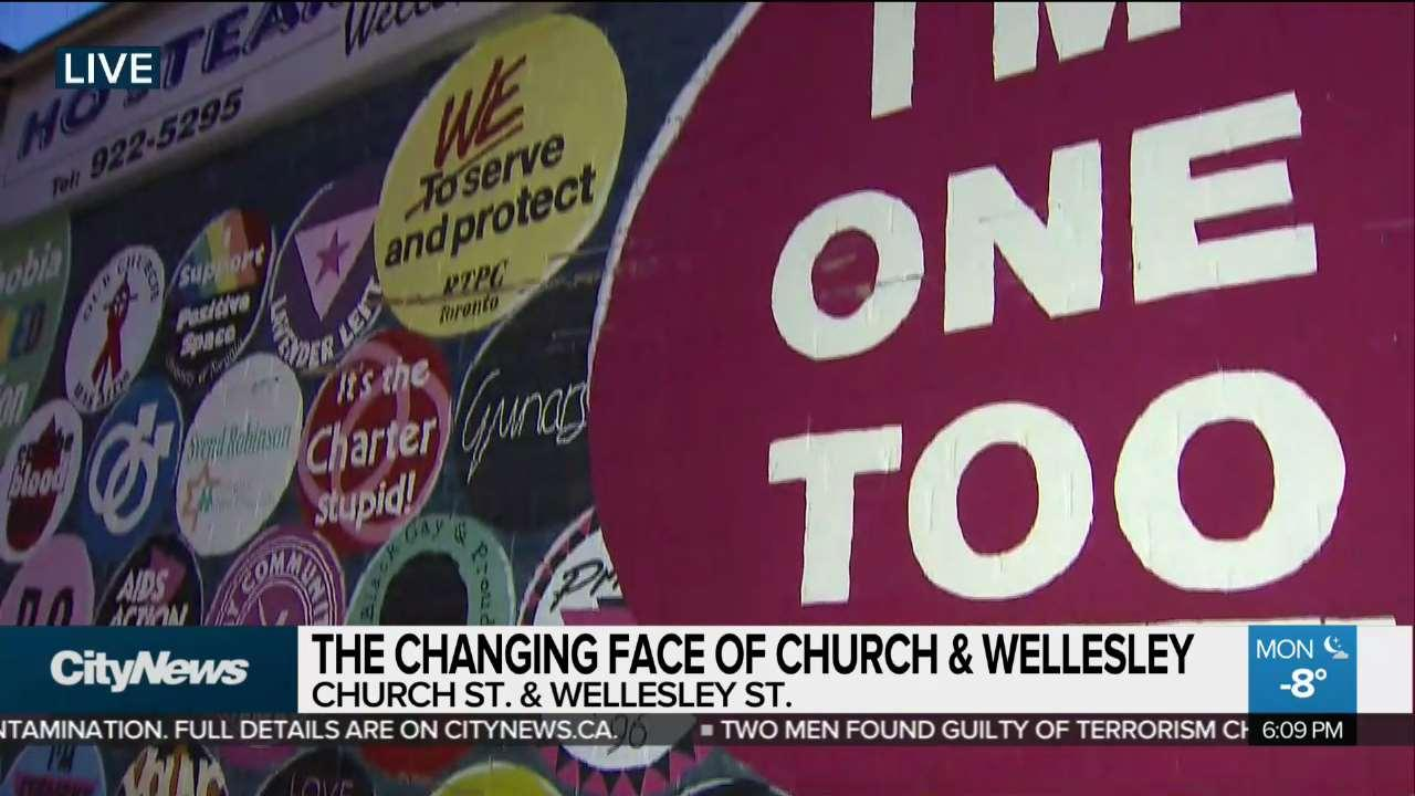 Church and Wellesley village concerned by new projects