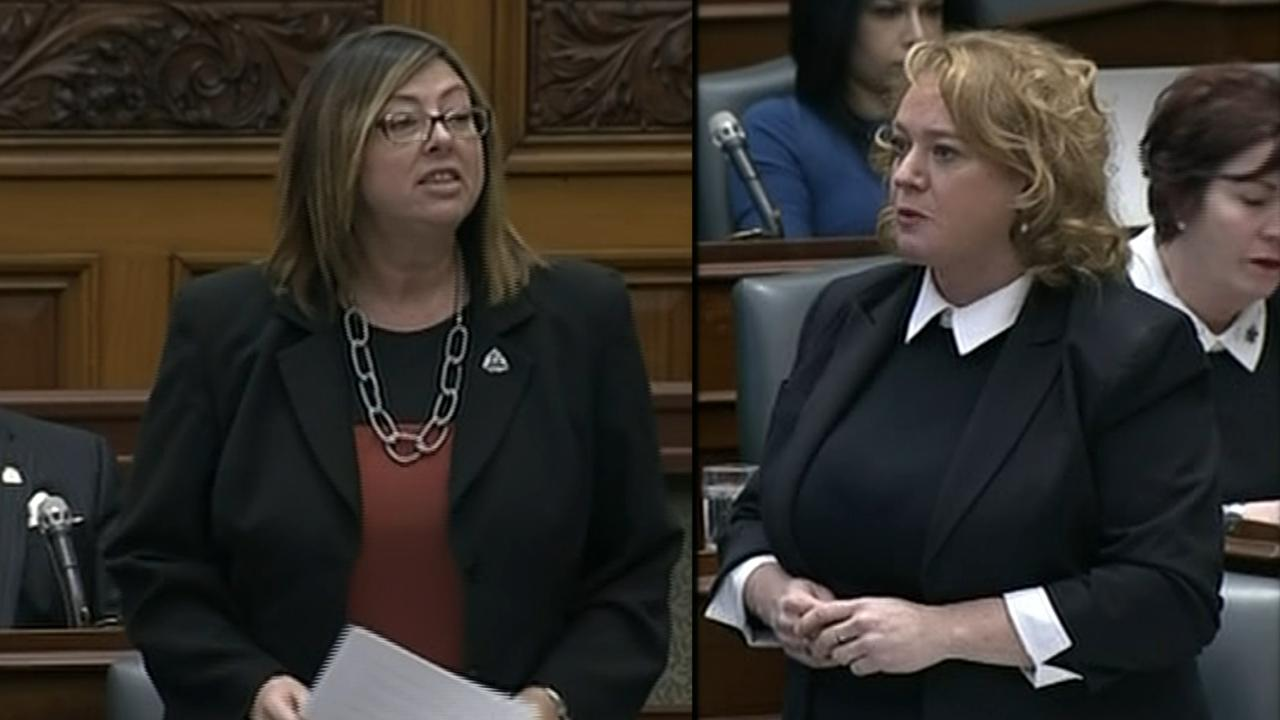 NDP MPP ejected from legislature for accusing Tories of lying about autism waitlist