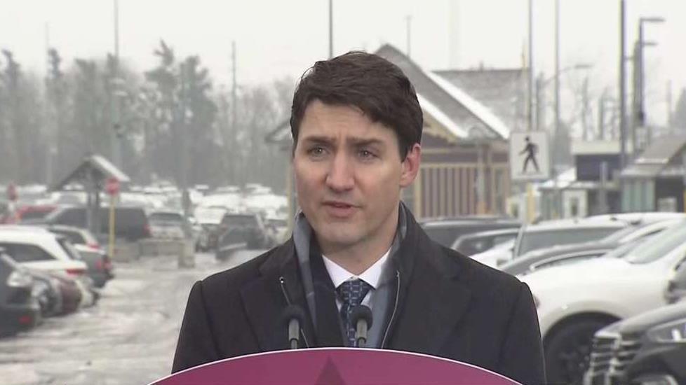 Trudeau denies report PMO pressured former attorney general