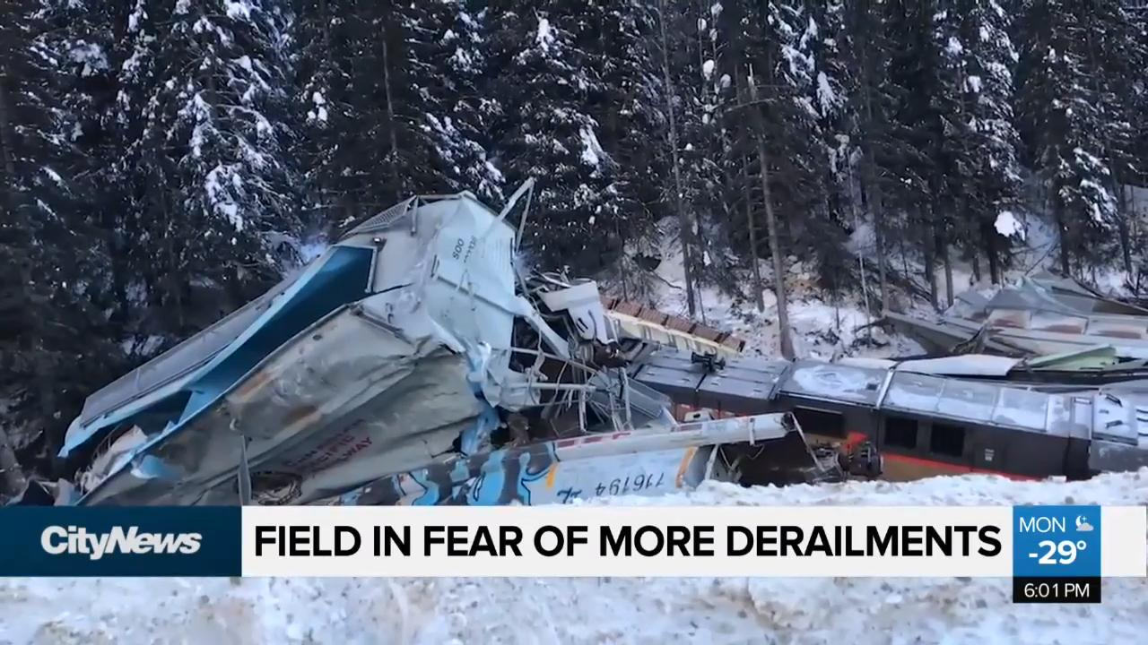 Field, BC residents feeling the emotional impact of fatal