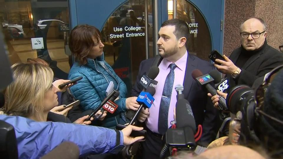 Officer's work contributed to identifying serial killer: Lawyer for Sgt. Paul Gauthier