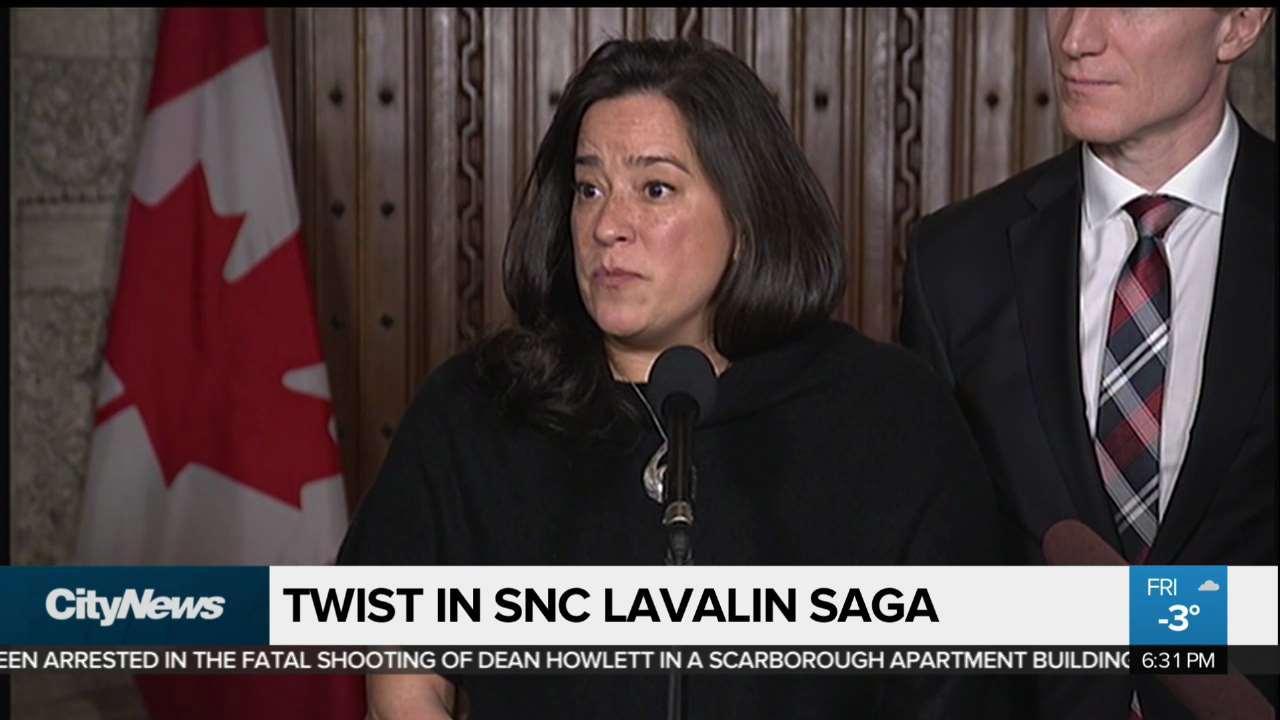 New twist in SNC Lavalin saga