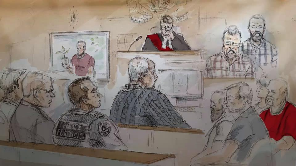 Serial killer Bruce McArthur sentenced to life in prison