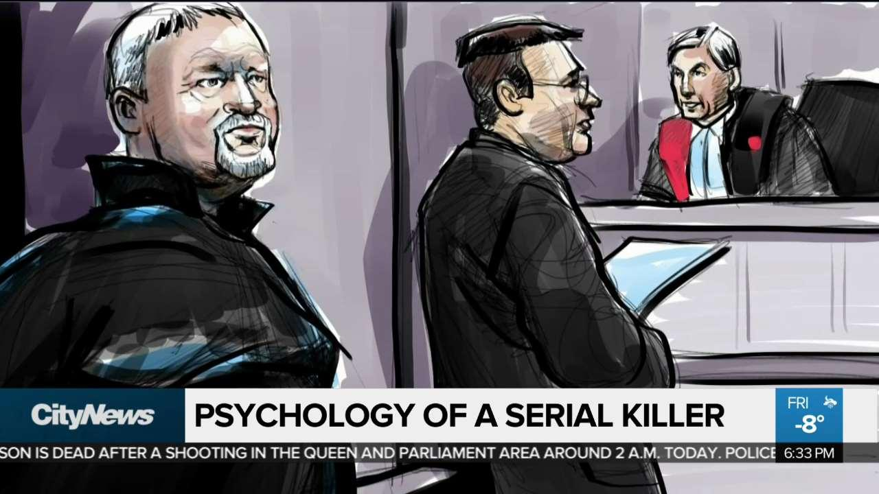 Psychology of serial killer Bruce McArthur