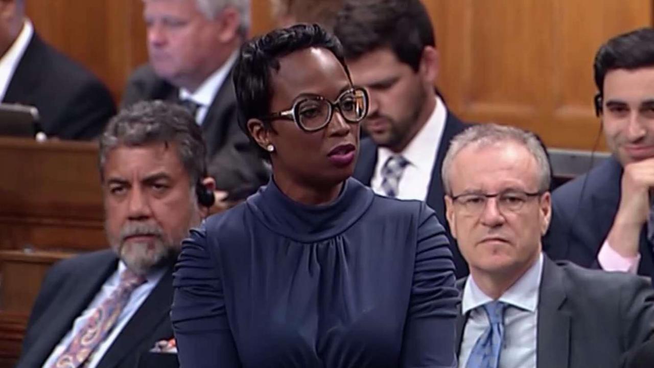 MP Celina Caesar-Chavannes quits Liberal caucus