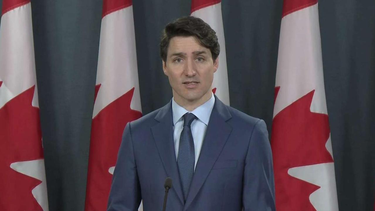 Trudeau acknowledges 'erosion of trust' in SNC-Lavalin case