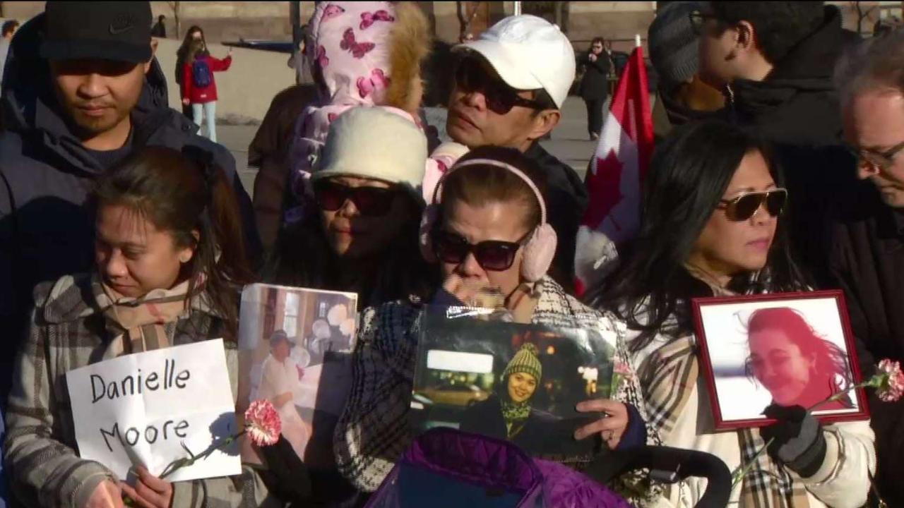 Dozens gather at vigil for Ethiopian Airlines crash victims