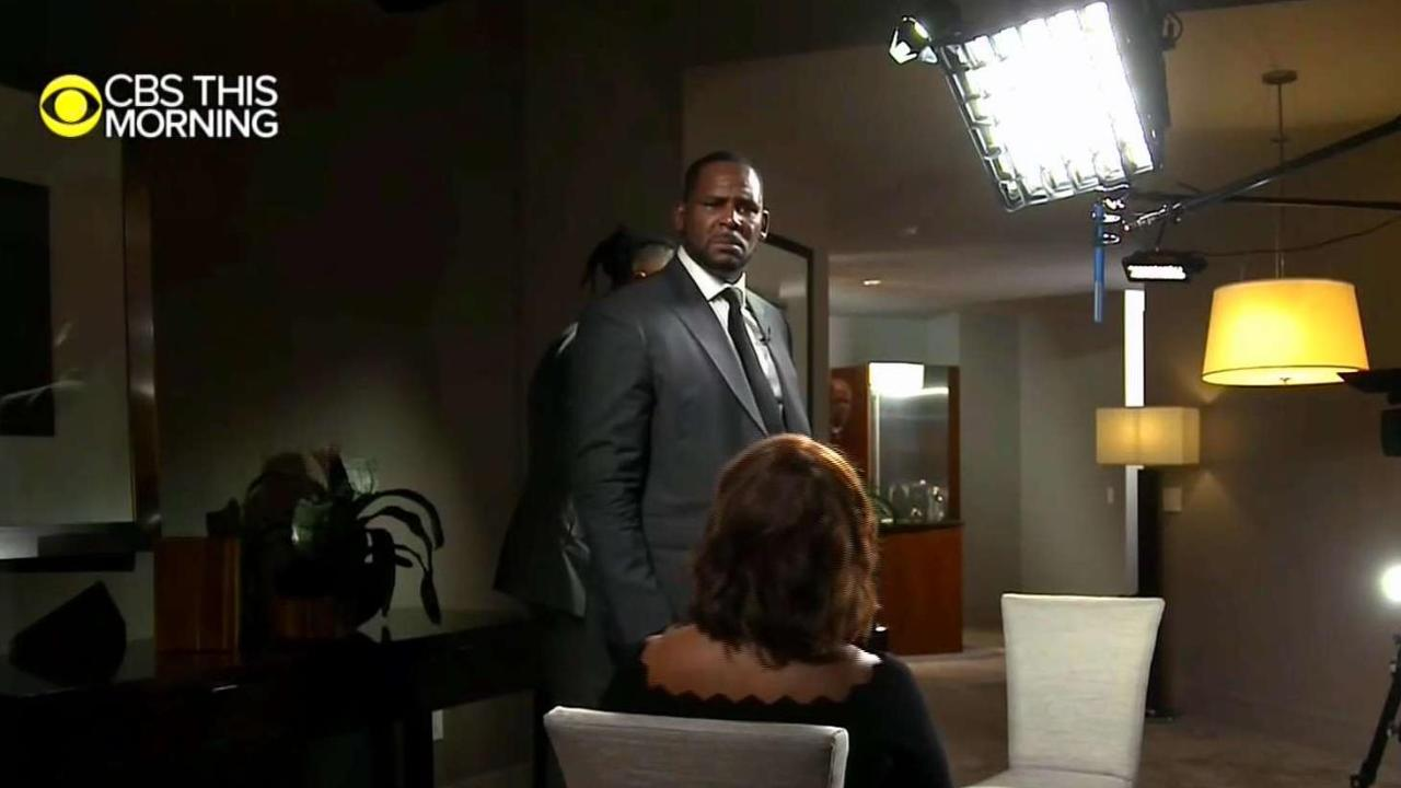 Allegations Of Abuse Of Students With >> R Kelly Denies Sex Abuse Allegations In Explosive Interview