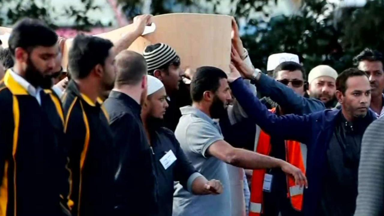 Nz Shooting Mosque News: Burials Begin For New Zealand Mosque Shooting Victims