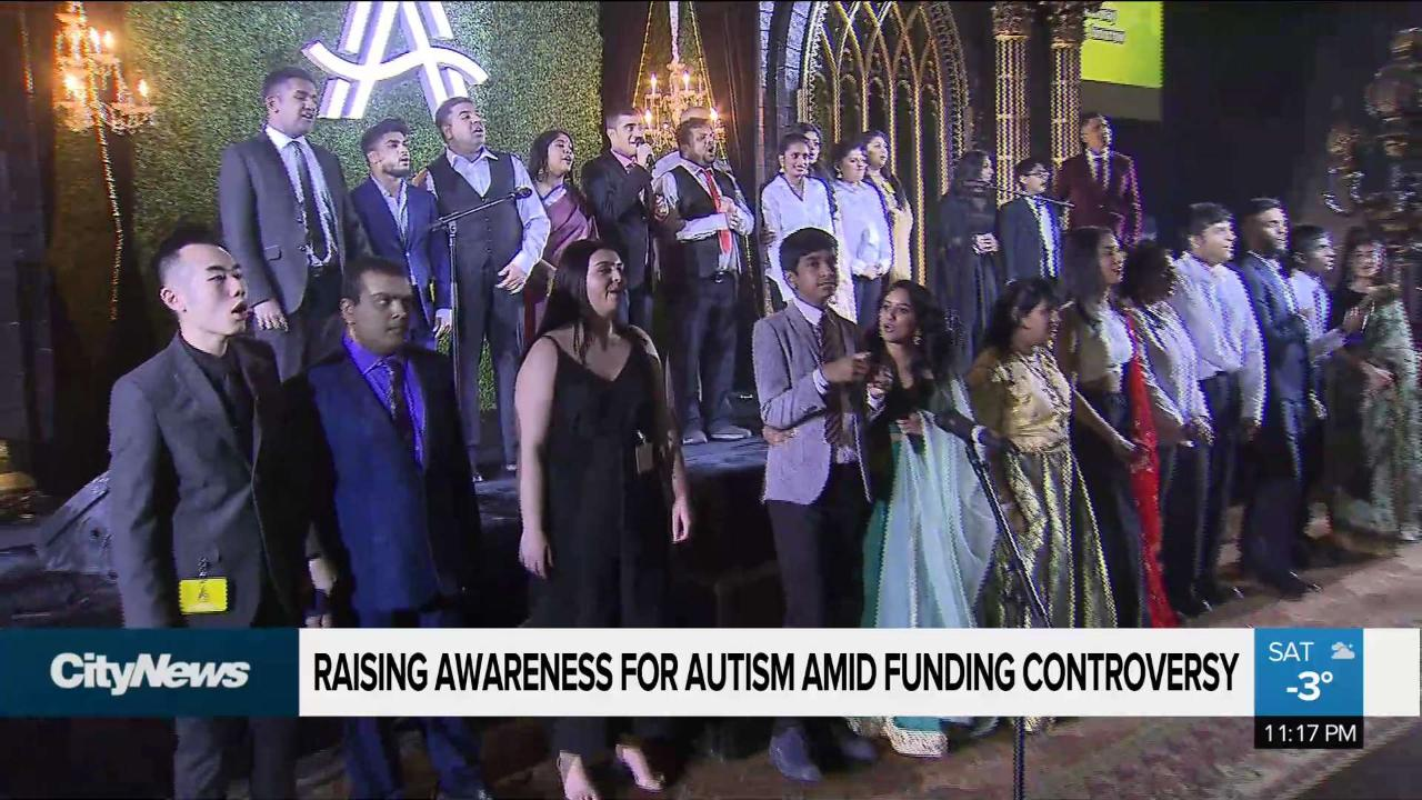 Autism fundraiser raising awareness amid funding changes