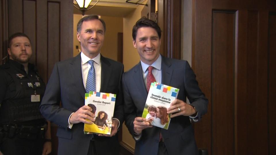 Trudeau government unveils 2019 federal budget
