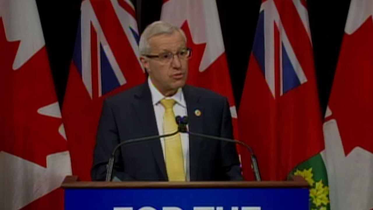 Ontario's finance minister reacts to federal budget