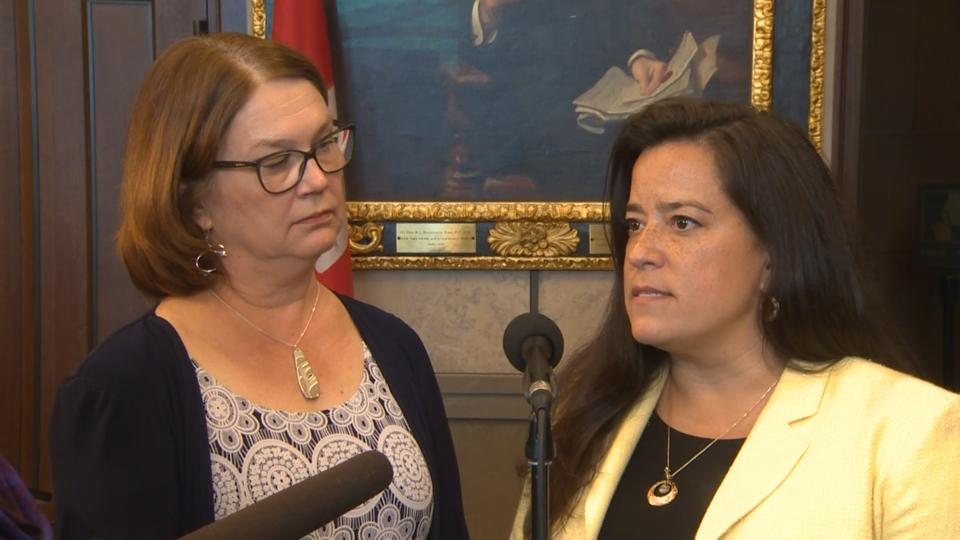 Wilson-Raybould, Philpott speak after being removed from Liberal caucus